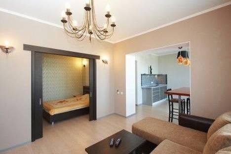 Сдается 2-комнатная квартира посуточнов Уфе, новомостовая 8.