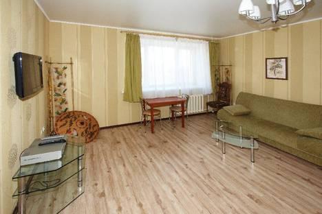 Сдается 1-комнатная квартира посуточнов Уфе, ул. Гоголя, 87.