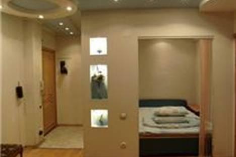 Сдается 1-комнатная квартира посуточнов Уфе, революционная 49.