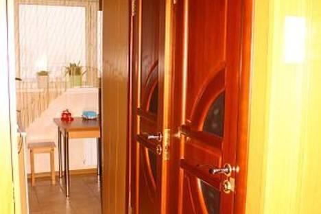 Сдается 1-комнатная квартира посуточнов Новом Уренгое, Ленинградский проспект, 10 б.