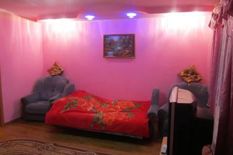 Сдается 1-комнатная квартира посуточно в Прокопьевске, ул. Ноградская, 20.