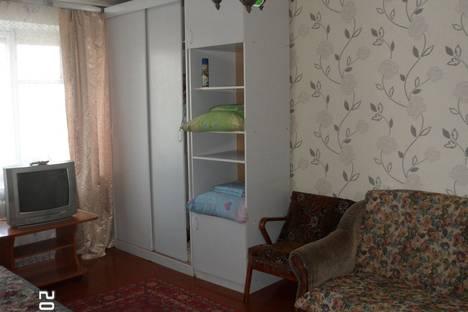 Сдается 2-комнатная квартира посуточнов Уфе, ул. 50-летия Октября, 2.