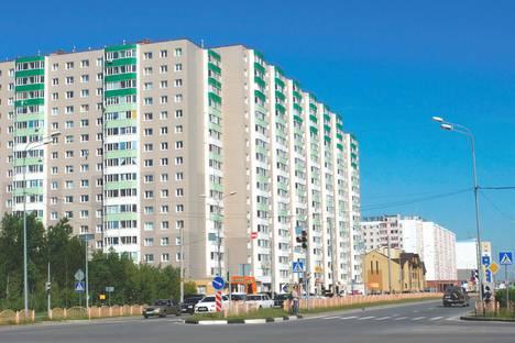 Сдается 1-комнатная квартира посуточно, Каролинского 9.