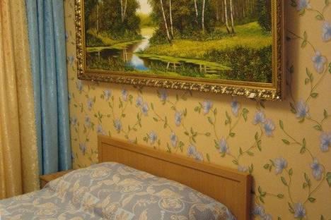 Сдается 2-комнатная квартира посуточно, пр-т Мира д.73/21 (18|15).