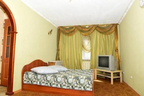 Сдается 1-комнатная квартира посуточнов Уфе, проспект Октября, 113.