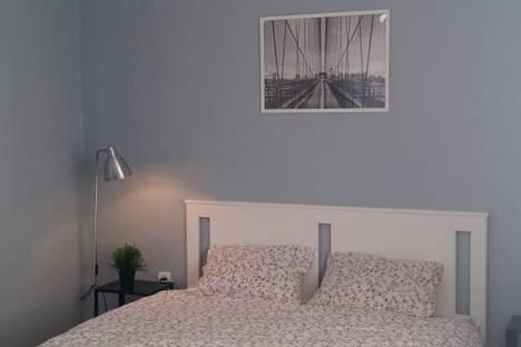 Сдается 1-комнатная квартира посуточно в Иркутске, Киевская, 12.