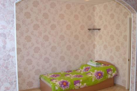 Сдается 3-комнатная квартира посуточно, Октябрьский проспект, д. 107.