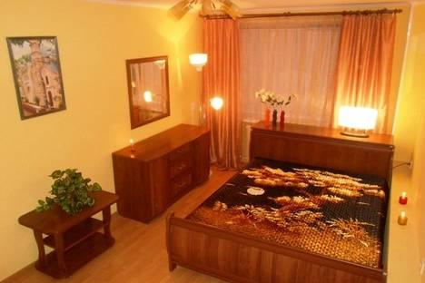 Сдается 1-комнатная квартира посуточнов Воронеже, Пушкинская, 2.