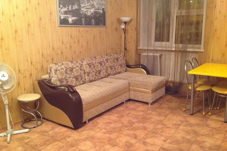 Сдается 2-комнатная квартира посуточнов Казани, Ул. Татарстан ,д. 54.