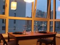 Сдается посуточно 1-комнатная квартира в Тюмени. 35 м кв. Эрвье, 24к1