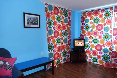 Сдается 1-комнатная квартира посуточнов Уфе, Цюрупы, 82.