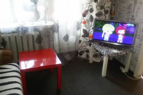 Сдается 2-комнатная квартира посуточнов Уфе, ул. Цюрупы, 110/1.