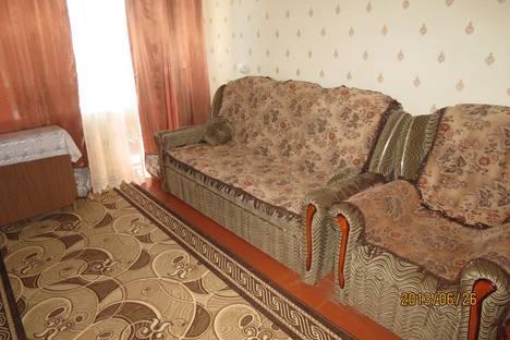 Сдается 1-комнатная квартира посуточнов Бузулуке, ул. Комсомольская, 115.