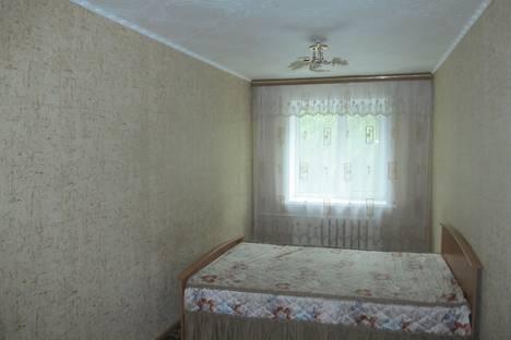 Сдается 3-комнатная квартира посуточно в Смоленске, ул. Николаева, 49.