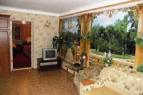 Сдается 2-комнатная квартира посуточно в Евпатории, Фрунзе, 69.