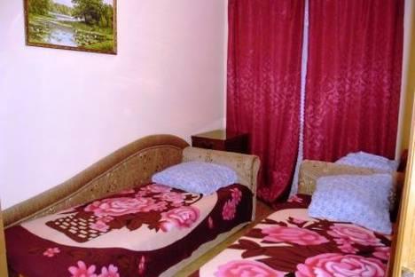 Сдается 2-комнатная квартира посуточно в Евпатории, Фрунзе 36.