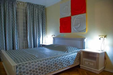 Сдается 2-комнатная квартира посуточно в Краснодаре, ул.Воровского , дом 188.