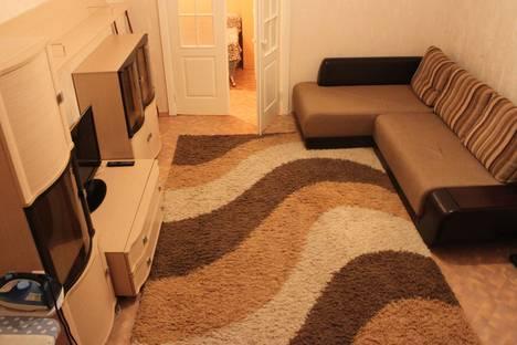 Сдается 1-комнатная квартира посуточно в Нижневартовске, ул. Ленина, Д.28.