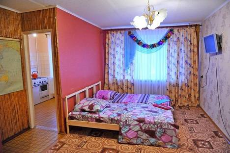 Сдается 1-комнатная квартира посуточно в Кстове, ул. 40 лет Октября, 17.