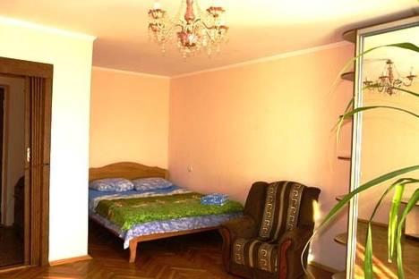 Сдается 1-комнатная квартира посуточно в Киеве, Шелковичная 46/48.
