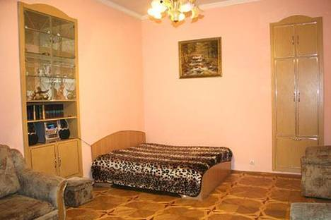 Сдается 1-комнатная квартира посуточно в Киеве, Саксаганского, 91.