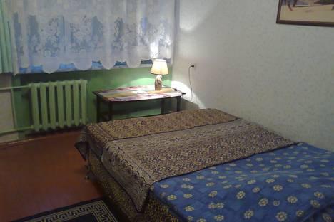 Сдается 1-комнатная квартира посуточно в Северодвинске, Морской 41.