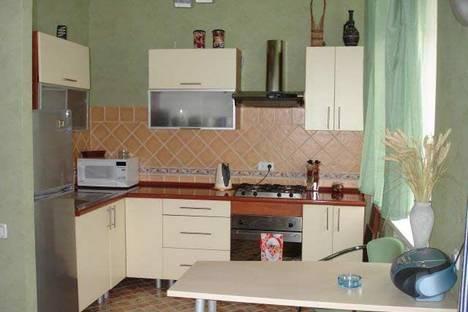 Сдается 2-комнатная квартира посуточно в Киеве, ул. Шота Руставели 10.