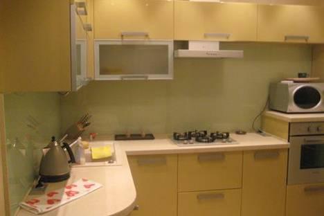 Сдается 1-комнатная квартира посуточно в Киеве, Никольсько-Ботаническая, 14.