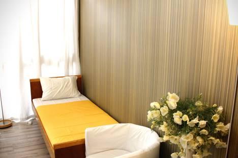 Сдается 1-комнатная квартира посуточнов Сочи, ул. Чайковского 2б.