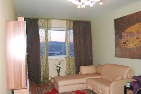 Сдается 1-комнатная квартира посуточнов Мурманске, ул. имени Самойловой, 18.