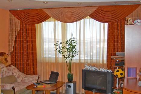 Сдается 1-комнатная квартира посуточнов Мурманске, Самойловой 9.