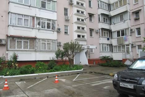 Сдается 3-комнатная квартира посуточнов Туапсе, ул. Победы д.111.