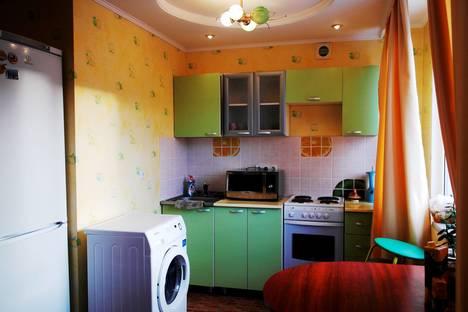 Сдается 1-комнатная квартира посуточнов Усть-Каменогорске, Гагарина Бульвар, 32.
