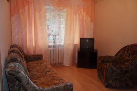 Сдается 1-комнатная квартира посуточнов Уфе, ул.Пр.Октября 26/1.