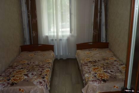 Сдается 2-комнатная квартира посуточно в Железноводске, ул. Ленина, 44.