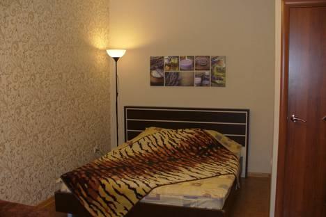 Сдается 1-комнатная квартира посуточнов Вологде, Пугачева, 89.