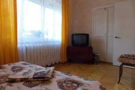 Сдается 2-комнатная квартира посуточно в Одессе, Среднефонтанская 3.
