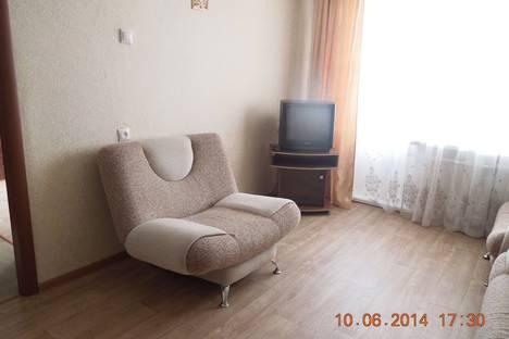 Сдается 1-комнатная квартира посуточнов Саянске, мкрн. Солнечный, 3.