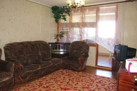 Сдается 2-комнатная квартира посуточно в Туапсе, к. маркса 1.