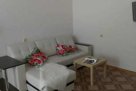 Сдается 1-комнатная квартира посуточно в Волгодонске, ул. Маршала Кошевого, 44.