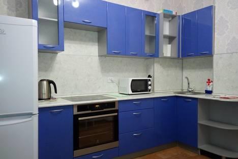 Сдается 1-комнатная квартира посуточнов Ханты-Мансийске, ул. Строителей, 100.