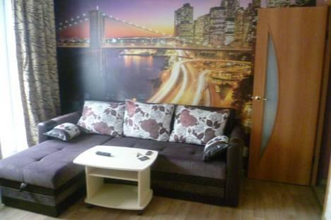 Сдается 2-комнатная квартира посуточнов Омске, пушкина 99.
