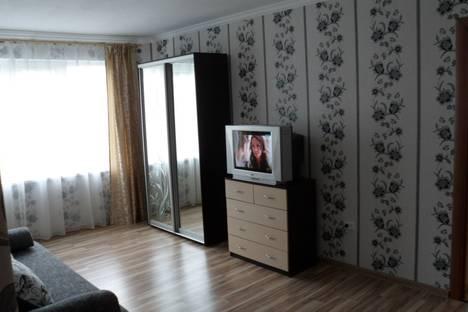 Сдается 1-комнатная квартира посуточнов Гаспре, Алупкинское шоссе 48.