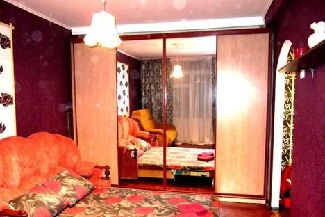 Сдается 1-комнатная квартира посуточно в Киеве, ул. Андрея Малышко, 17.