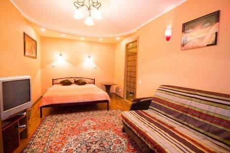 Сдается 1-комнатная квартира посуточно в Днепре, Проспект Кирова 43.