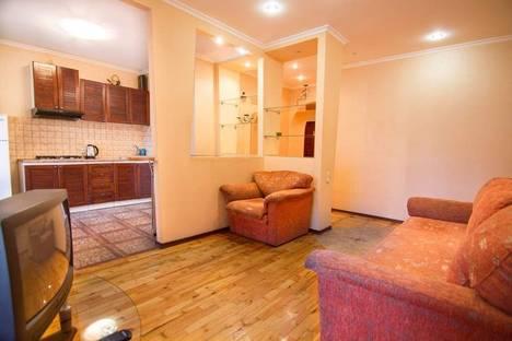 Сдается 2-комнатная квартира посуточно в Днепре, Проспект Карла Маркса 45 а.