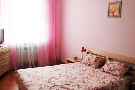 Сдается 2-комнатная квартира посуточно в Днепре, проспект Карла Маркса 53а.
