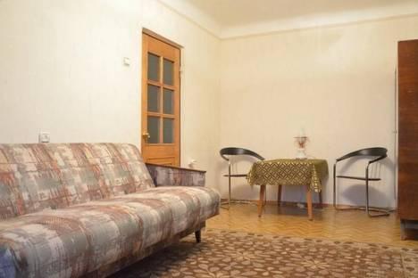 Сдается 1-комнатная квартира посуточно в Днепре, пр. К. Маркса 7.