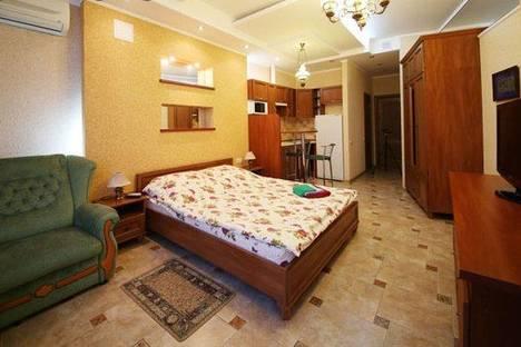 Сдается 1-комнатная квартира посуточно в Днепре, ул. Глинки, 20.