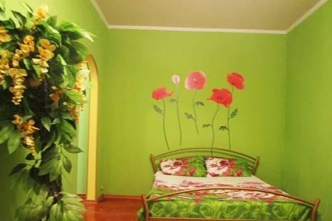Сдается 1-комнатная квартира посуточно в Донецке, ул. Челюскинцев, 117.